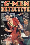 G-Men Detective, Fall 1943