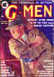 G-Men, April 1936
