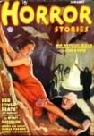 Horror Stories, January 1935