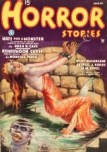Horror Stories, March 1935