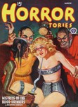 Horror Stories, March 1940