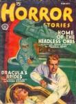 Horror Stories, February 1941