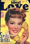 Ideal Love Stories, April 1951
