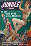 Jungle Stories, Spring 1948