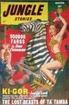 Jungle Stories, Winter 1948