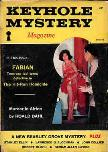 Keyhole Mystery Magazine, August 1960