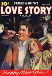 Love Story Magazine, January 1, 1938