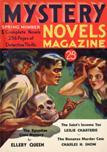 Mystery Novels Magazine, Spring 1934