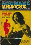 MMike Shayne Mystery Magazine, September 1956