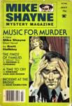 MMike Shayne Mystery Magazine, July 1977