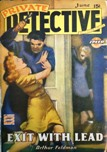 Private Detective Stories, June 1943