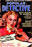 Popular Detective #3, 1946