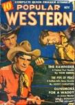 Popular Western, November 1941