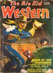 Rio Kid Western, August 1947