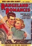 Rangeland Romances, March 1952