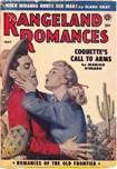 Rangeland Romances, May 1952