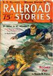Railroad Stories, November 1934