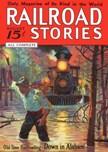 Railroad Stories, August 1935