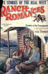 Ranch Romances, September 27, 1929