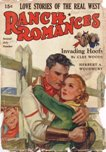 Ranch Romances, July 21, 1939