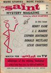The Saint Detective Story Magazine, September 1965