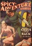 Spicy-Adventure Stories, July 1941