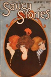 Saucy Stories, August 1, 1922