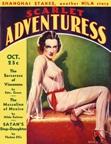 Scarlet Adventures, October 1935