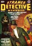 Strange Detective Mysteries, November 1938