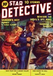 Star Detective, July 1938