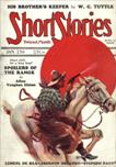 Short Stories, January 25, 1928