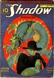 The Shadow, October 1, 1932
