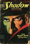 The Shadow, August 1, 1933