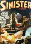 Sinister Stories, February 1940