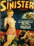 Sinister Stories, March 1940