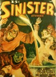 Sinister Stories, May 1940