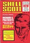 Shell Scott Mystery Magazine, February 1966