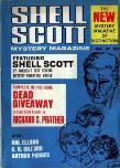 Shell Scott Mystery Magazine, March 1966