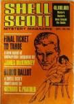 Shell Scott Mystery Magazine, September 1966