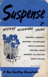 Suspense, September 1951, UK edition