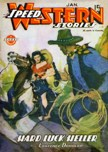 Speed Western Stories, January 1945