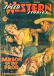 Speed Western Stories, March 1946