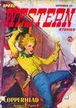 Speed Western Stories, September 1946