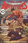 Thrilling Adventures, July 1932