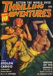 Thrilling Adventures, August 1939