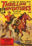 Thrilling Adventures, December 1939