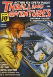 Thrilling Adventures, January 1941