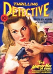 Thrilling Detective Stories, December 1946
