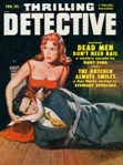 Thrilling Detective Stories, February 1951