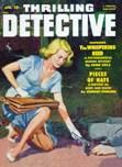 Thrilling Detective Stories, April 1952